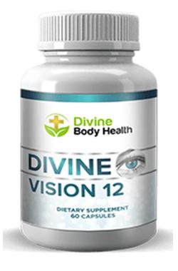 Divine Vision 12 Ingredients